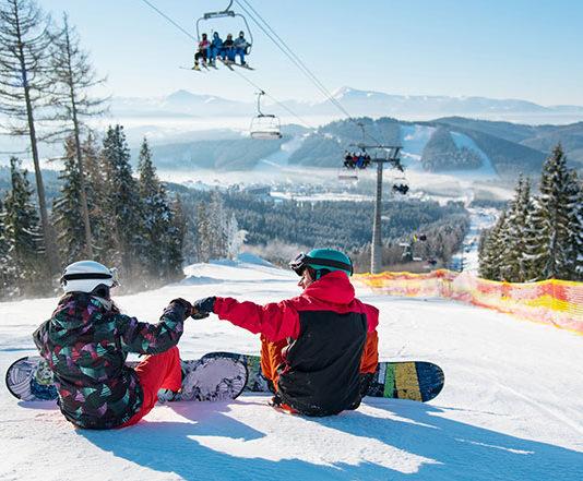 Jak zarazić dziecko miłością do snowboardingu?