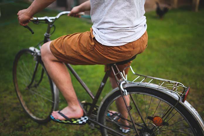 Odpowiednie buty na rower