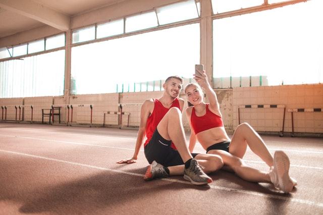ćwiczenia w parze