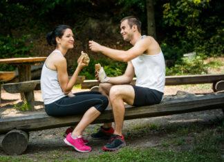 Para je posiłek po treningu