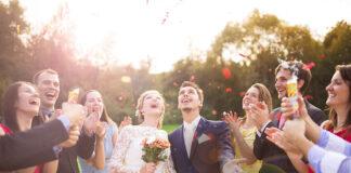 Kreacja weselna dla dojrzałej kobiety